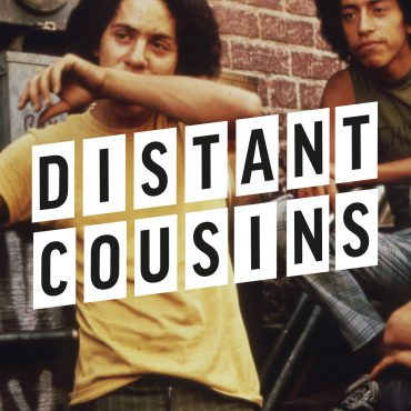 Distant Cousins Branding and Art Direction