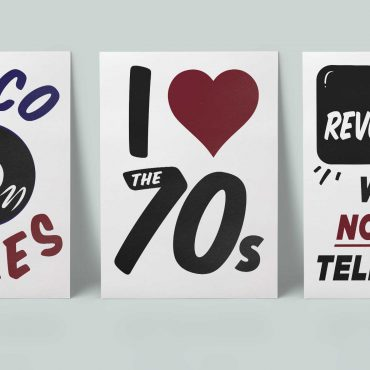 The Seventies – Brand Campaign