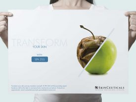 Skinceuticals Event Design