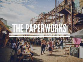 The Paperworks Branding