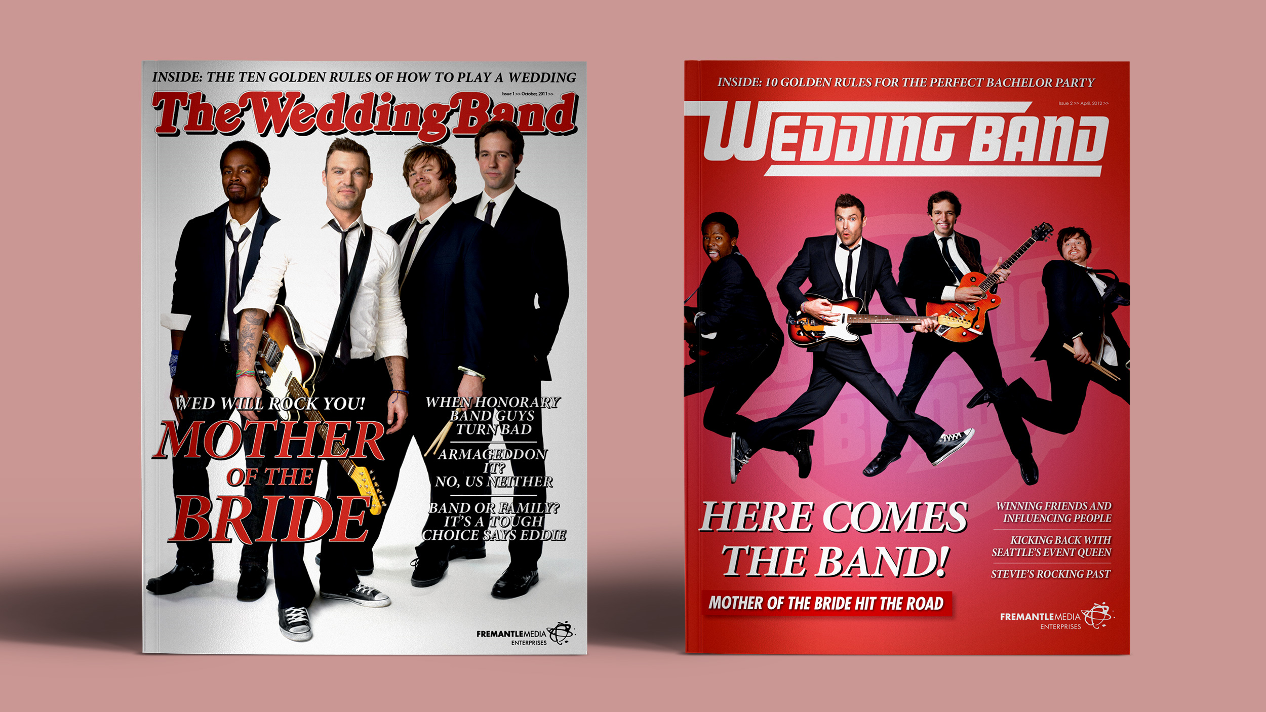 Tbs Wedding Band The Campaign
